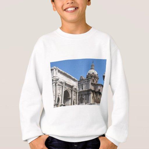 Arco de Titus, Roma -   arquitetura clássica T-shirt