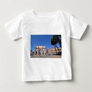 Arco em Roma, Italia Camiseta Para Bebê