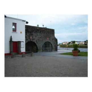 Arco espanhol cartões postais