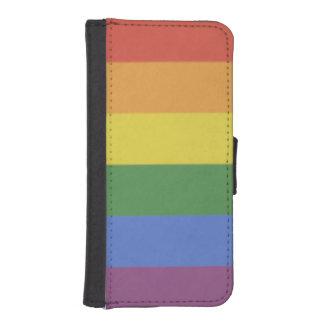 Arco-íris customizável da capa de telefone da