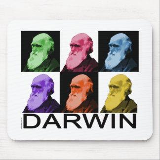 Arco-íris Darwin Mousepad