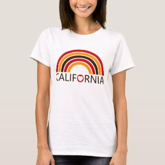 Arco-íris de Califórnia Camiseta