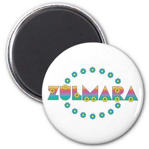 Arco-íris de Zulmara Flores Imã De Refrigerador