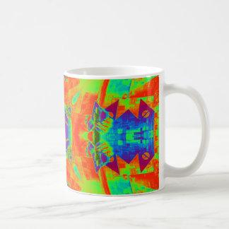 Arco-íris surpreendente caneca de café