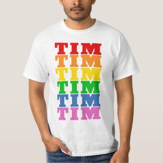Arco-íris Tim Camiseta