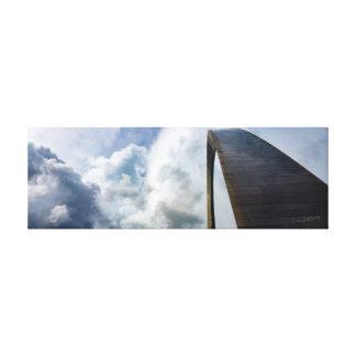 Arco St Louis da entrada da consulta, MO | canvas