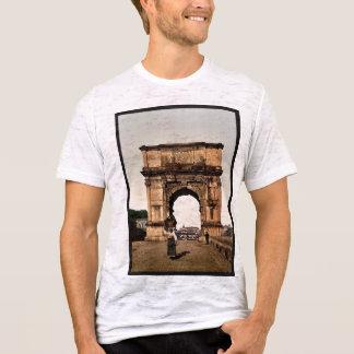 Arco triunfal de Titus, foto do clássico de Roma, Camiseta