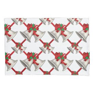 Arcos do Natal de Bels de prata