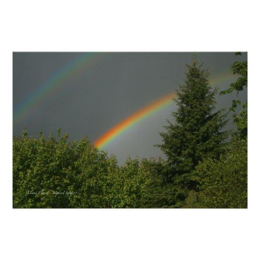 Arcos-íris dobro! fotos