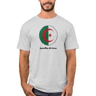 Argelian Air Force roundel/emblem amazing t-shirt