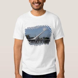 Argentina, capital de Buenos Aires. Mulher T-shirt