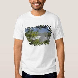 Argentina, Iguacu cai no sol. 2 Camisetas