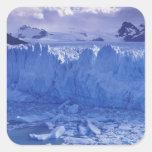 Argentina, Patagonia, Parque Nacional los Adesivo Em Forma Quadrada