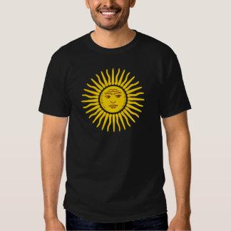 Argentina Sun T-shirts