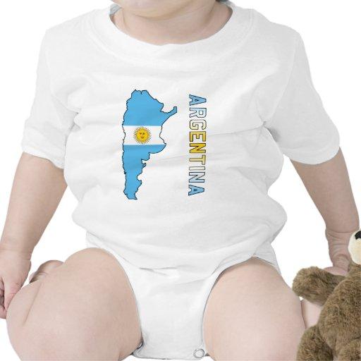 Argentina Macacão