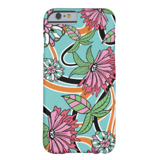 Argumento floral para Ipad Capa Barely There Para iPhone 6