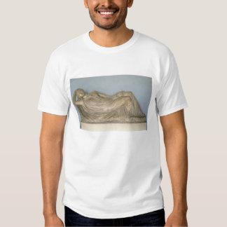 Ariadne adormecido, Hellenistic de Alexandria, ò c Camisetas