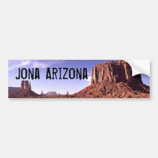 Arizona abundante da Etiqueta-Jona Adesivo Para Carro