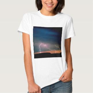 Arizona da atmosfera instável do céu camisetas