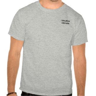 Arizona do congresso tshirt