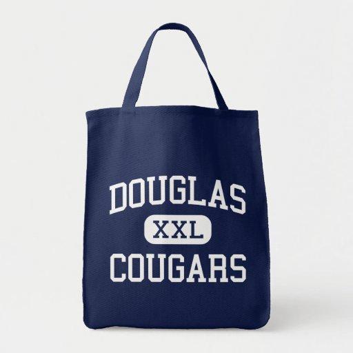 Arizona média de Douglas dos pumas de Douglas Bolsa