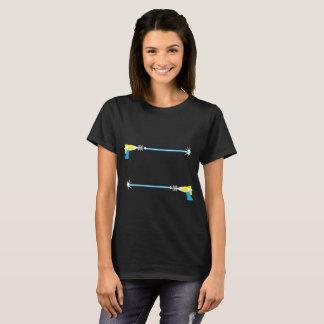 Arma de raio camiseta