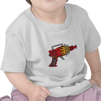 Arma de raio t-shirts