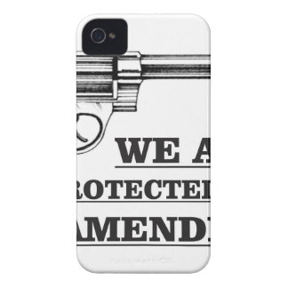 arma e a ?a capa para iPhone 4 Case-Mate