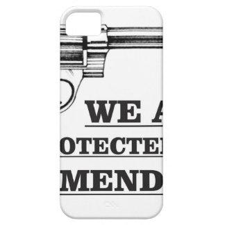 arma e a ?a capas para iPhone 5