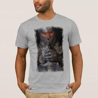 Armadura do deus camiseta