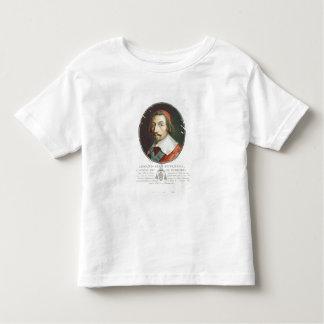 Armand Jean Duplessis, cardeal, Duc de Richelieu Camiseta