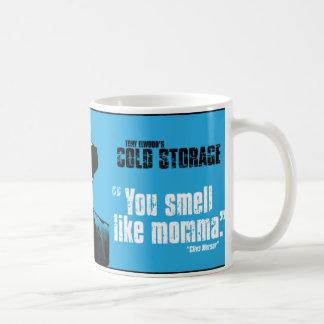 Armazenamento frio caneca de café