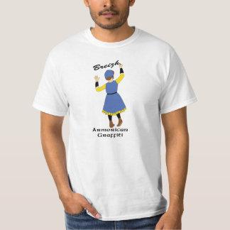 Armorican Graffiti Camiseta