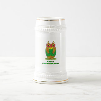 Arnie a caneca de cerveja de Chickcharnie