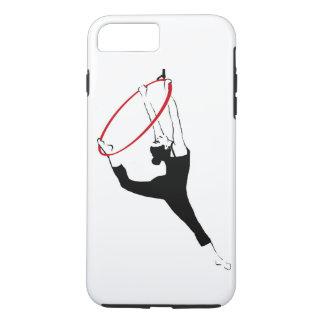 Aro das capas de iphone de Apple/dançarino aéreos