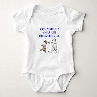 arqueologia body para bebê