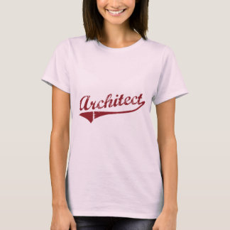 Arquiteto Camiseta