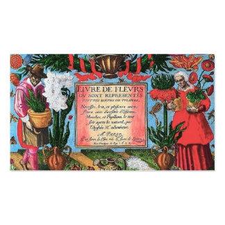 Arquiteto de paisagem, design do jardim cartão de visita