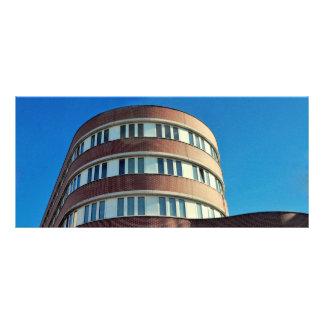 Arquitetura alemão modelo de panfleto informativo