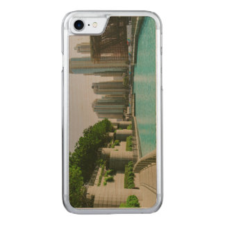 Arquitetura de Dubai Capa iPhone 8/ 7 Carved