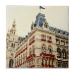 Arquitetura de Wien Azulejo