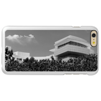 Arquitetura no centro de Getty em preto & no Capa Incipio Feather® Shine Para iPhone 6 Plus