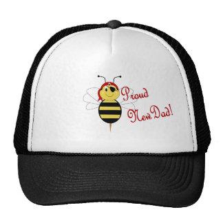 Arrr! A abelha Bumble o chapéu da abelha Boné