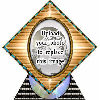 Art deco egípcio personalizado - foto esculturafoto