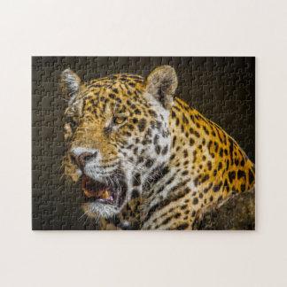 Arte 01 de Jaguar Digital - quebra-cabeça da foto