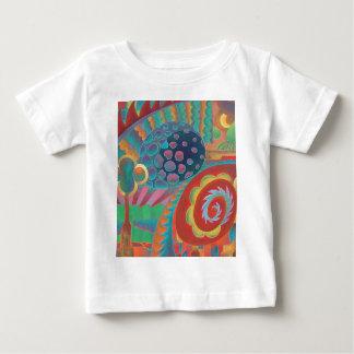 Arte abstracta - colorida camisetas