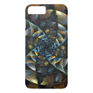 Arte abstracta do Pinwheel Capa iPhone 8 Plus/7 Plus