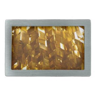 Arte abstracta do teto do ouro