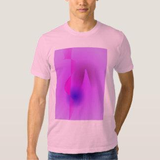 Arte abstracta modesto camiseta