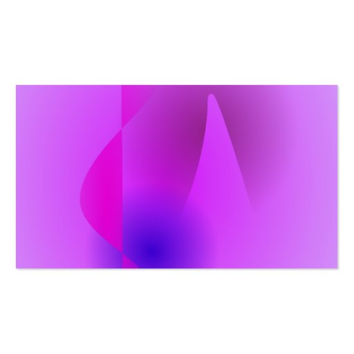 Arte abstracta modesto cartão de visita